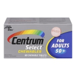 Centrum Select 50+ Chewable (60 tablets)